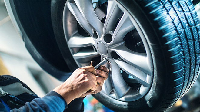 Khi thay mâm cho xe ô tô cần lưu ý điều gì?