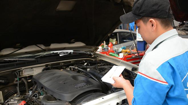 Các bộ phận nào của ô tô dễ bị hư hỏng nhất?