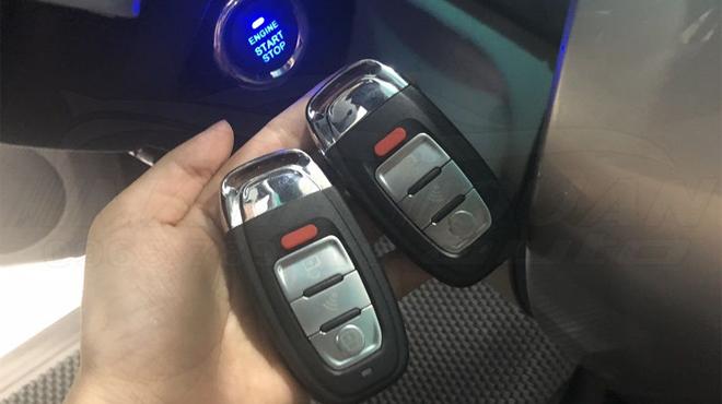 Sửa khóa xe ô tô Mitsubishi