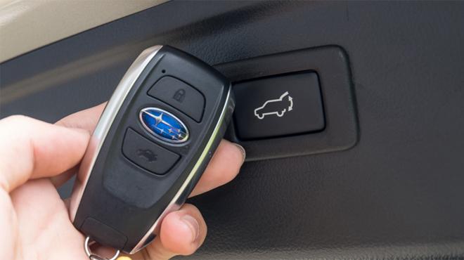 Sửa khóa xe ô tô Subaru