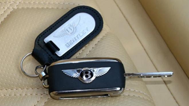 Sửa khóa xe ô tô Bentley