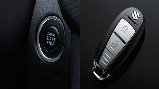 Độ chìa khóa xe ô tô Suzuki