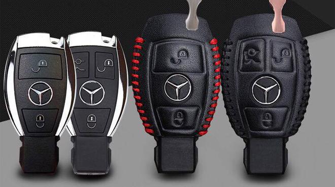 Độ chìa khóa xe ô tô Mercedes