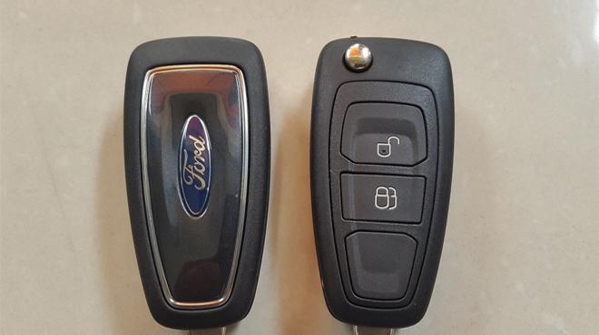 Độ chìa khóa xe ô tô Ford