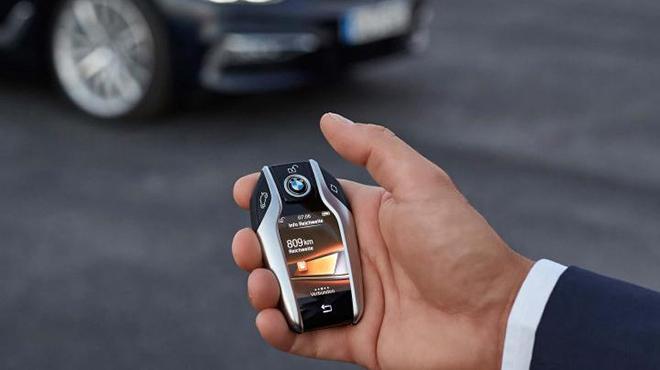 Những tính năng của chiếc chìa khóa thông minh ô tô