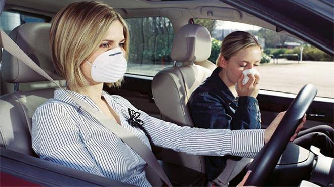 Mẹo đi xe ô tô không lo nhiễm dịch COVID 19