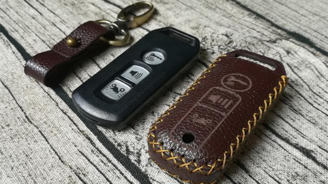 Có nên sử dụng bao da cho chìa khóa ô tô hay không?