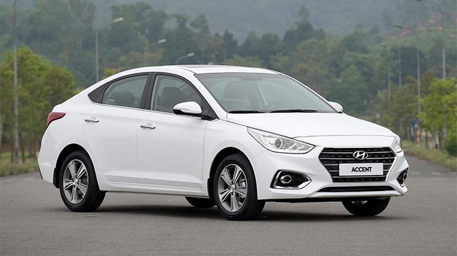 Top 10 ô tô bán chạy nhất tháng 9 ở Việt Nam