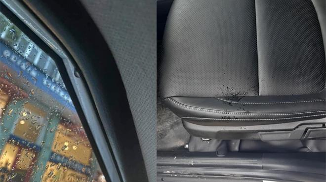 Nhiều xe Kia Seltos bị rò rỉ nước vào cabin nên xử lý như thế nào?